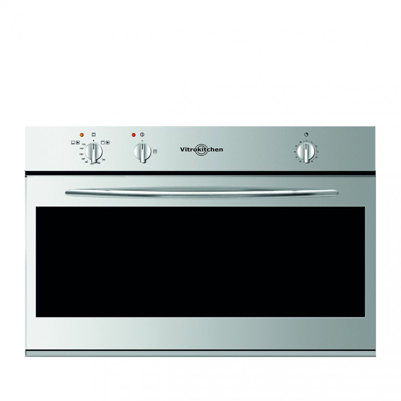 Horno gas natural Vitrokitchen HG91IN