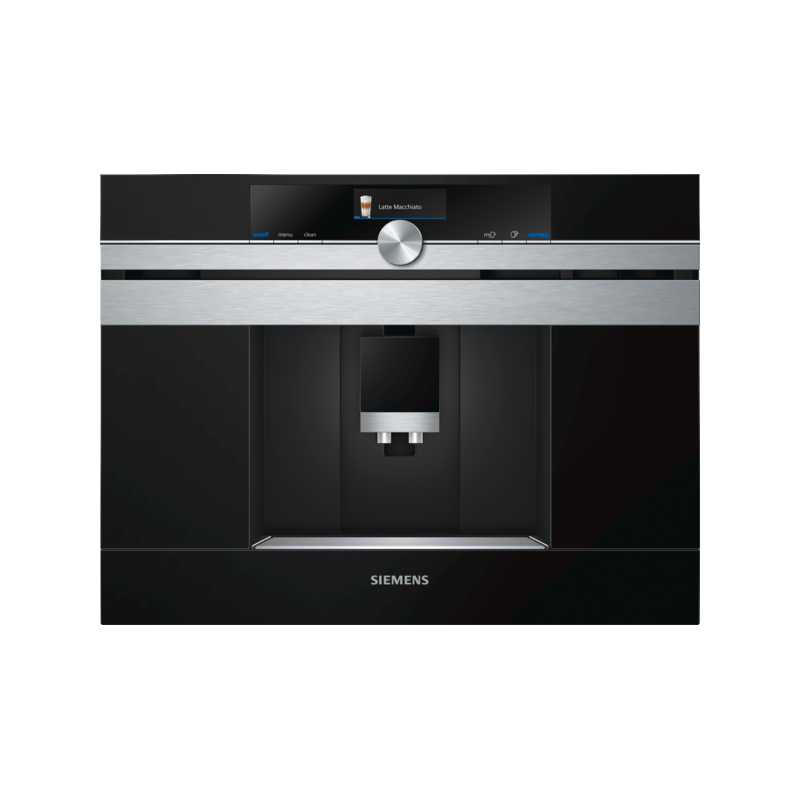 Cafetera integrable SIEMENS CT636LES6